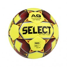 Мяч футбольный Select Flash Turf р.5 810708-553 Yellow/Red/Grey