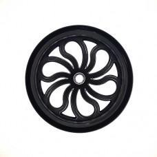 Колесо для самоката Novatrack 1шт 250мм Х76783 Black/Black