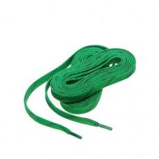 Шнурки для хоккейных коньков RGX-LCS01 green р-р 274 см