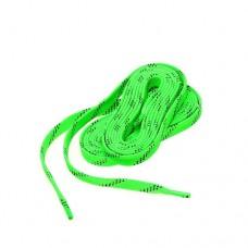 Шнурки для хоккейных коньков RGX-LCS01 neon green р-р 305 см