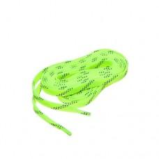 Шнурки для хоккейных коньков RGX-LCS01 neon yellow р-р 213 см