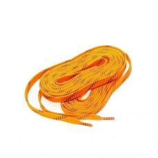 Шнурки для хоккейных коньков RGX-LCS01 orange р-р 274 см