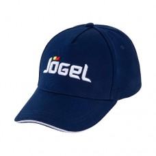 Бейсболка Jogel хлопок JC-1701-091 dark blue/white