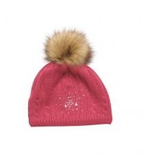 Женская шапка SportCool 111/1 Pink