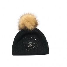 Женская шапка SportCool 111/3 Black