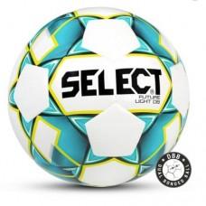 Мяч футбольный Select Future Light DB №3 811119 white/turquoise/yellow