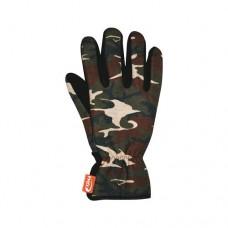 Перчатки Wind X-Treme Gloves plain 067 Camouflage Khaki р-р L