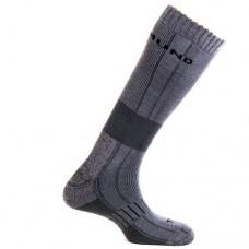 Гольфы Mund Himalaya Stock 326 Grey р-р M (36-40)
