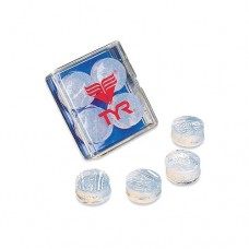 Беруши TYR Soft Silicone Ear Plugs LEP/101 White