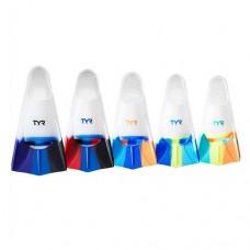 Ласты TYR Stryker Silicone Fin LFSTRKR/101 Multicolor р-р L