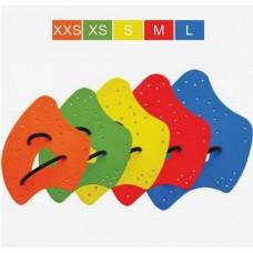 Лопатки для плавания TYR Catalyst 2 Training Paddles LVC2/999 Multicolor р-р S
