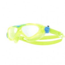 Маска для плавания детская TYR Rogue Swim Mask Youth LGRSMKD/892 Green