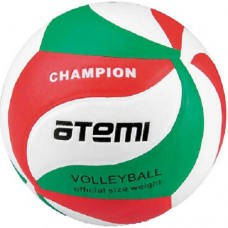 Мяч волейбольный Atemi Champion green/white/red