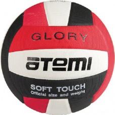 Мяч волейбольный Atemi Glory red/white/black