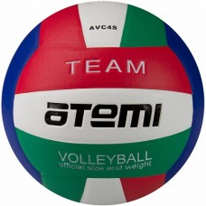 Мяч волейбольный Atemi Team 5р red/white/blue/green