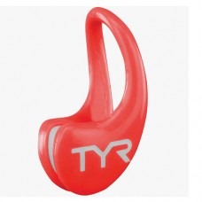 Зажим для носа TYR Ergo Swim Clip LERGO/689 red