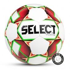 Мяч футзальный Select Talento 811008 №5 white/red/green