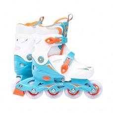 Роликовые коньки Ridex Cricket Blue р-р S / 31-34