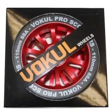 Колеса для трюкового самоката Vokul 110 мм red