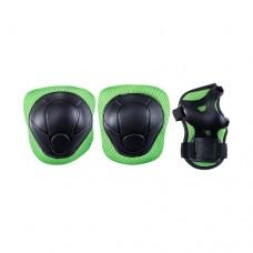 Комплект защиты для роликов Ridex Tot green р-р S