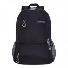 Городской рюкзак GRIZZLY RQ-005-1 /1 black