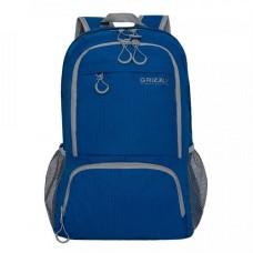 Городской рюкзак GRIZZLY RQ-005-1 /2 blue
