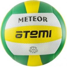 Мяч волейбольный Atemi Meteor green/yellow/white