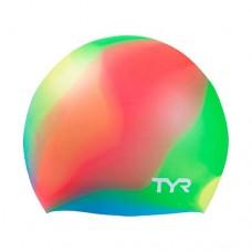Детская шапочка для плавания TYR Tie Dye Junior Swim Cap LCSJRTD/465