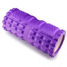 Ролик массажный Body Form BF-YR0145 purple