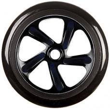 Колесо для самоката Novatrack 1шт 200мм Х76781 Black