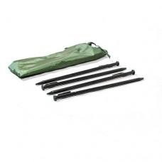 Набор стальных увеличенных колышков Talberg 29 см (4 шт.)