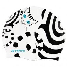 Шапочка для бассейна Atemi PSC412