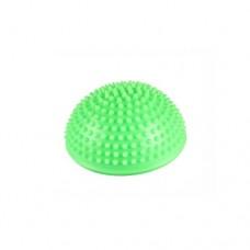 Полусфера балансировочная массажная Body Form BF-P03 green