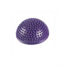 Полусфера балансировочная массажная Body Form BF-P03 purple