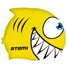 Шапочка для бассейна (плавания) Atemi FC201