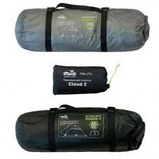 Подложка для палатки Tramp Cloud 2 Si dark green