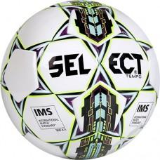 Мяч футбольный Select Tempo №5 white/black/blue/yellow