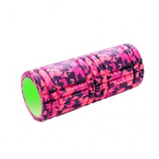 Ролик массажный Body Form BF-YR03 pink/green