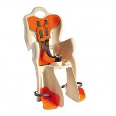 Велокресло для детей Bellelli B-one Clamp cream NBE80233