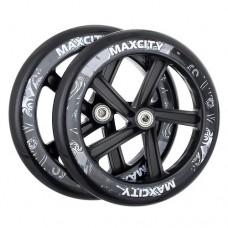 Колеса для самоката Maxcity SC-W230 black