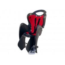 Детское велокресло Bellelli Mr Fox Clamp black NBE80078