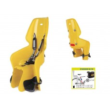 Детское велокресло Bellelli Lotus Standart B-Fix yellow NBE18465