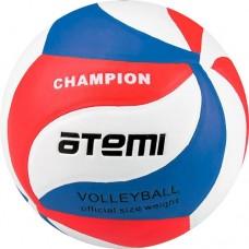 Мяч волейбольный Atemi Champion blue/white/red