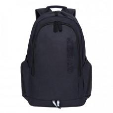 Городской рюкзак GRIZZLY RQ-004-1 /1 black/black