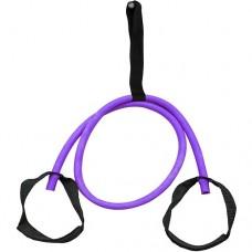 Эспандер Absolute Champion 2 в 1 сила + удар жгут violet